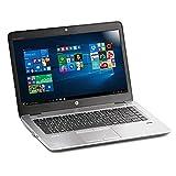 HP EliteBook 840 G4 - Ordenador portátil (35,6 cm/14', i5 7300U, 8 GB, 256 GB SSD, Full HD, CAM) Win 10