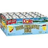 Dole 100% Pineapple Juice (8.4 oz., 24 ct.)M