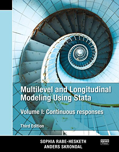 Multilevel and Longitudinal Modeling Using Stata, Volume I: Continuous Responses (English Edition)