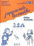 J'apprends les maths CM1 Pack 6 volumes - Fichier d'activités