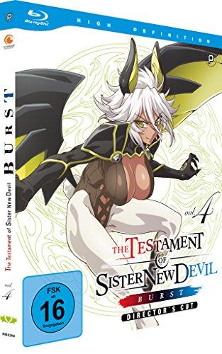 The Testament of Sister New Devil: Burst - Staffel 2 - Vol.2 - [Blu-ray]