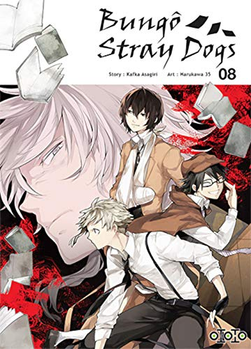 Bungô Stray Dogs, Tome 8 :