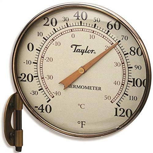 Taylor Precision Products 481 4.25' Metal Thermometer