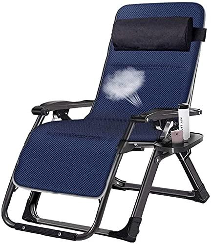 n.g. Wohnzimmerzubehör Leichte Liege Aluminium Klappbares Nickerchen Strand Klappstuhl Balkon Home Freizeit Stuhl Stuhl Tragbar Klapp Superbelastbar