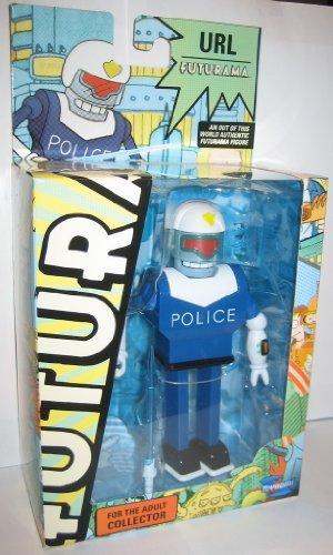 Futurama Toynami Series 9 Action Figure URL