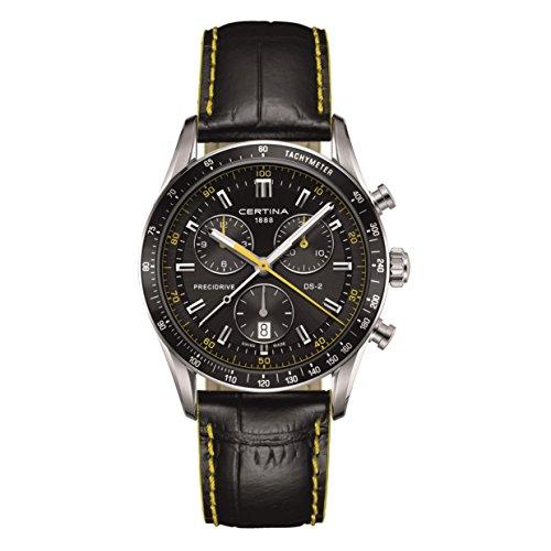 Certina DS 2 Black Dial Mens Quartz Watch C024.447.16.051.01