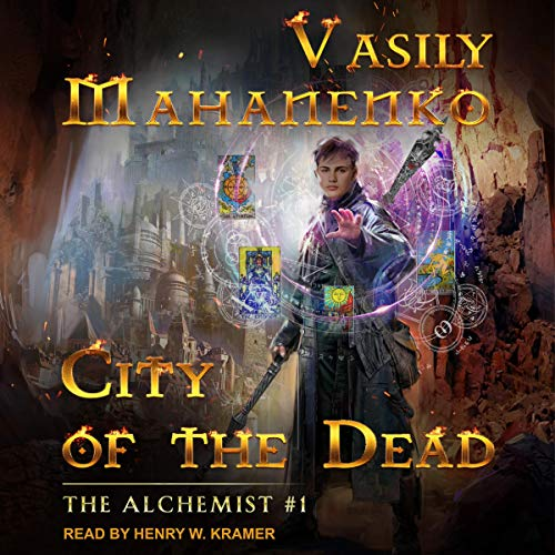 City of the Dead: Alchemist Series, Book 1