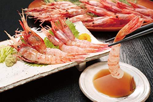 ぼたんえび 冷凍 刺身 甘エビ 刺身 詰合せ セット (あまえび ボタン海老) 北海道 海鮮 セット