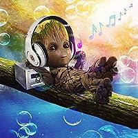 大人のためのXIZYUジグソーパズル大人のための1000のおもちゃのパズルパズルグルート音楽を聞く子供紙