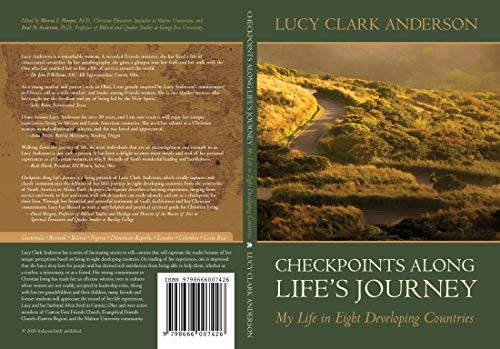 Checkpoints Along Life's Journey: My Life in Eight Developing Countries (Anderson Stories Book 1) (English Edition)