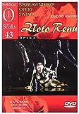 Kolekcja La Scala: Opera 43 - ZĹoto Renu [DVD] (No hay versión española)