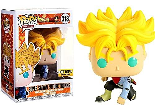 FunkoPOP!Dragon Ball: Super Saiyan future Trunks