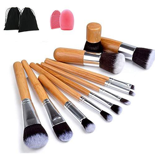 Brochas Maquillaje Pequeñas marca Naropox