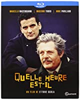 What Time Is It? (1989) (AKA Quelle Heure Est-Il?) [Blu-ray] [Import]