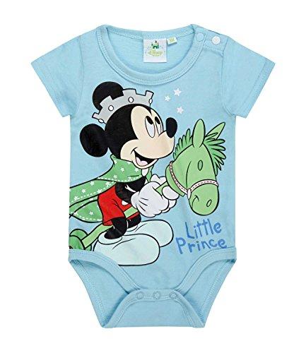 Disney Mickey Babies Body bebé - Celeste - 24M