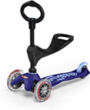Micro Kickboard – Mini 3in1 Deluxe 3-Stage Ride-on Micro Scooter Toddler Toys for..