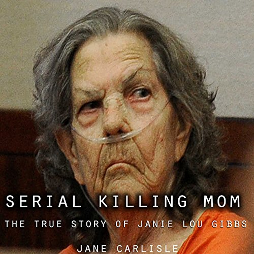 Serial Killing Mom audiobook cover art