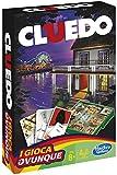 Hasbro Gaming- Cluedo Road Trip Gioco in Scatola [Lingua Inglese]...