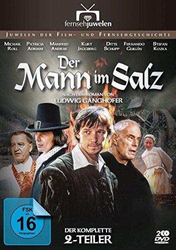 Der Mann im Salz - Der komplette 2-Teiler nach Ludwig Ganghofer (Fernsehjuwelen) [2 DVDs]