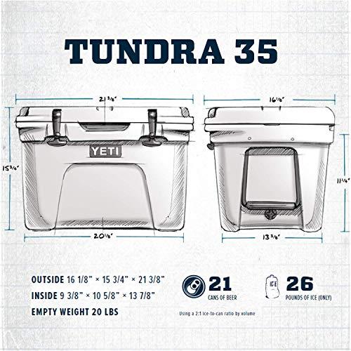 YETI(イエティ)『Tundora35(タンドラ35)』