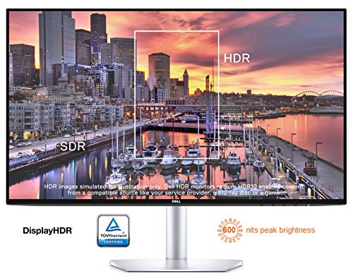 DELL Monitor Ultrathin S2419HM - 60.45CM(23.8'') Black EURC.
