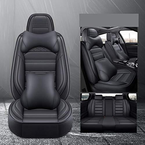 Hunulu Coprisedili per Auto in Lino di Alta qualità per Audi A3 8P 8L Sportback A6 4F A4 A6 A5 A7 Q2 Q3 Q5 Q7 Accessori Coprisedili per Sedili di Veicoli
