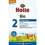 Holle Leche de mantenimiento biológico 2 (6 x 80 g)