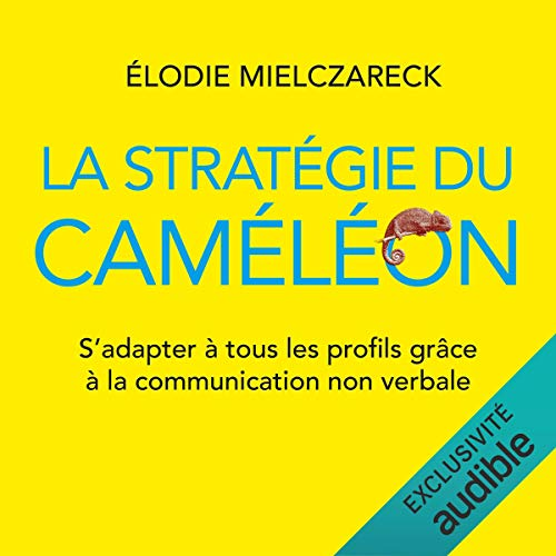 La stratégie du caméléon cover art