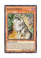遊戯王 英語版 SAST-EN030 Aloof Lupine 孤高除獣 (ノーマル) 1st Edition