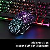Zoom IMG-1 bakth tastiera e mouse da