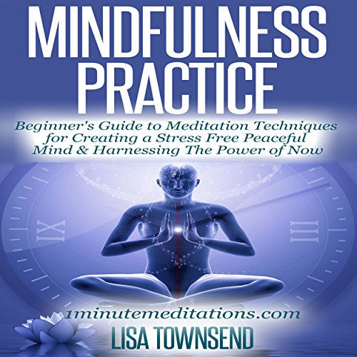 Mindfulness Practice audiobook cover art