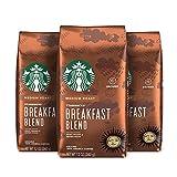 Best Starbucks Coffee Beans - Starbucks Medium Roast Ground Coffee, Breakfast Blend, 100% Review