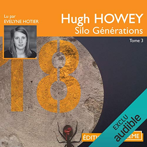 Silo Générations audiobook cover art
