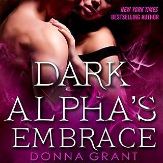 Dark Alpha's Embrace audiobook cover art