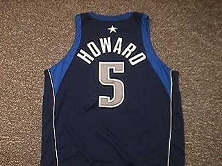 Josh Howard Dallas Mavericks Mavericks Game Jersey