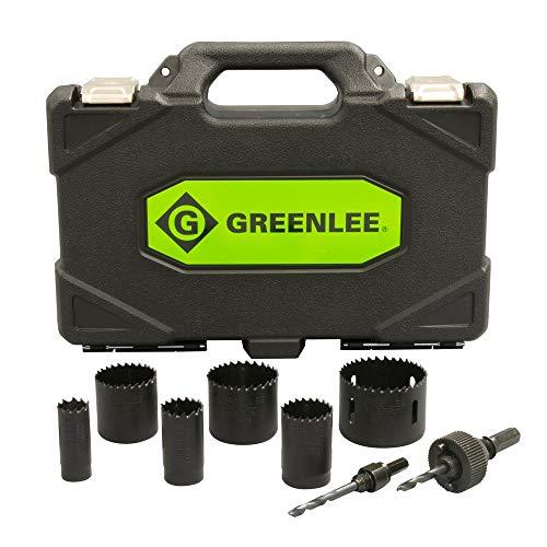 Greenlee 830 HOLE SAW KIT