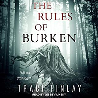 The Rules of Burken audiobook cover art