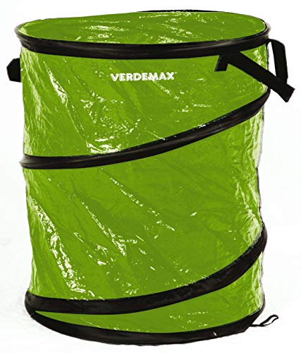Verdemax 2951 Sac Multi-usages Pop-Up Base Diamètre 48 x 58 cm