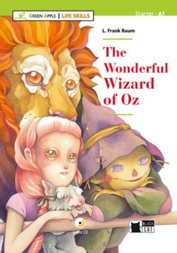 The Wonderful Wizard of Oz. Con Audiobook [Lingua inglese]: The Wonderful Wizard of Oz + CD + App + DeA LINK