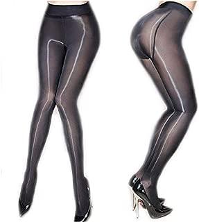 Tomtop201309 Women's Plus Size Sheer Tights Stockings Oil Shiny Stockings Pantyhose Sexy Silk Pantyhose
