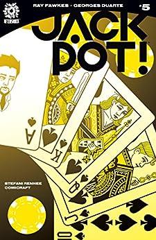 Jackpot #5 by [Ray Fawkes, Brian Stelfreeze, Georges Duarte, Stefano Raffaele]