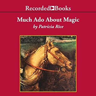 Much Ado about Magic audiobook cover art