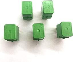 Set of 5 12VDC Green OEM For Nissan IPDM ECM Recall Relay Titan Armada Xterra Frontier