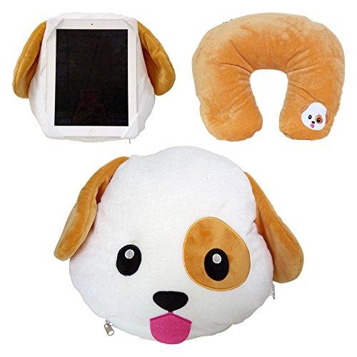 3 in 1 Emoji Pillow (DOG)