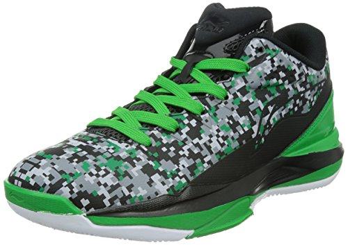 Li Ning - Zapatillas De Baloncesto De Material Sintético Para Hombre Negro, Color, Talla 45 Eu