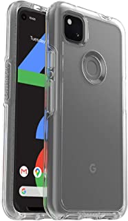 OtterBox SYMMETRY CLEAR SERIES Case for Google Pixel 4a (ONLY, Not compatible with 5G Version) - CLEAR