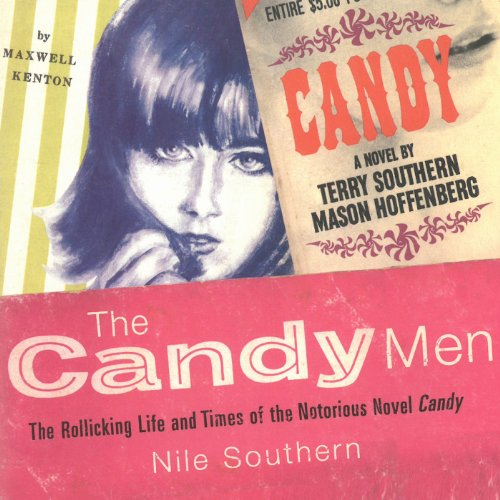 The Candy Men audiobook cover art
