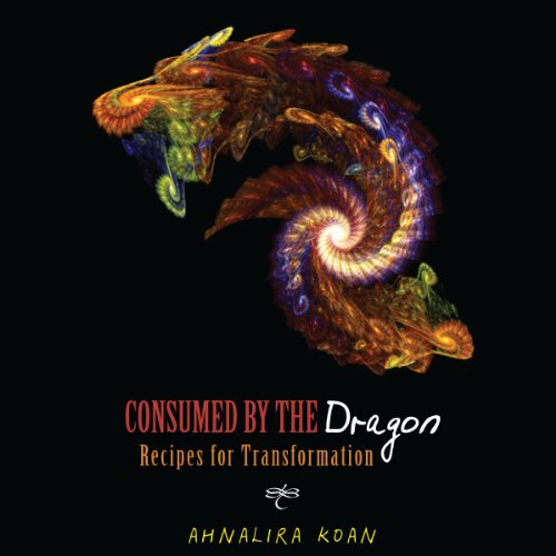 Consumed by the Dragon audiobook cover art