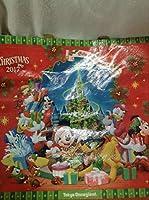 TDR ディズニー クリスマス 2017年 ショッピングバッグ ミッキー ミニー