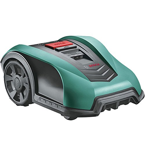 Bosch Robotic Lawnmower Indego